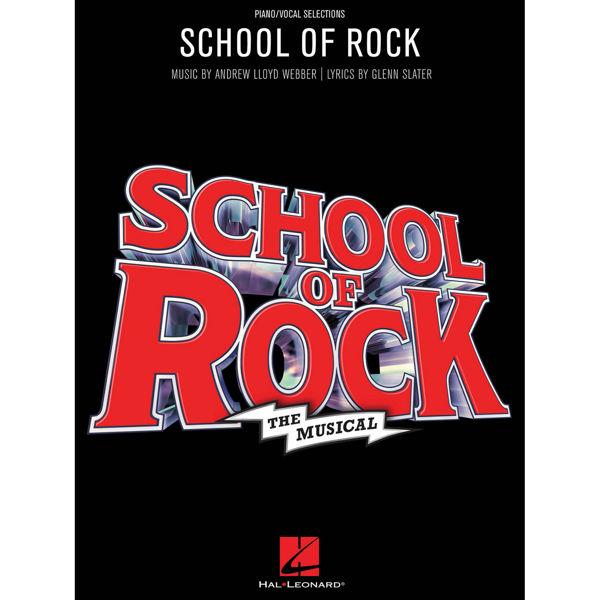 Andrew Lloyd Webber: School of Rock, The Musical