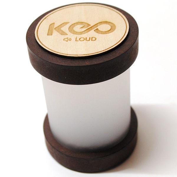 Shaker Keo Percussion KEO-SHK-L, Loud