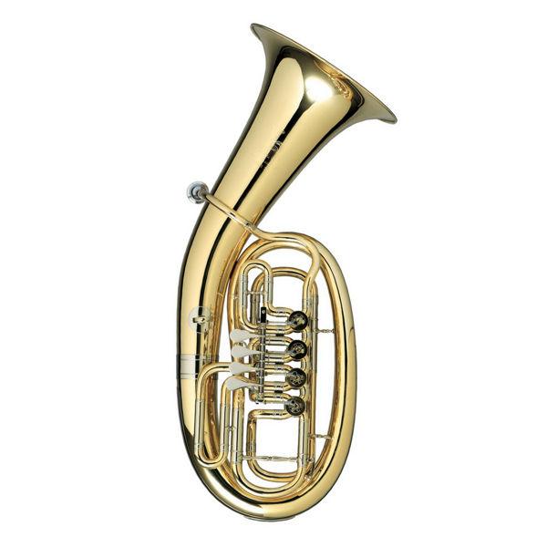 Baritone Melton Ovale Horn MWB34 Meisterwerk Lacquered