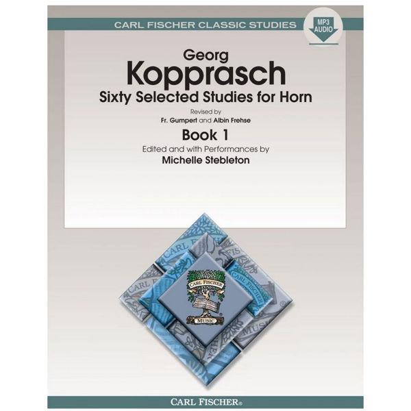 Kopprasch Sixty Selected Studies for Horn 1