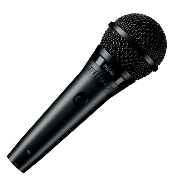 Mikrofon Shure PGA58XLR Vocal, M/Kabel