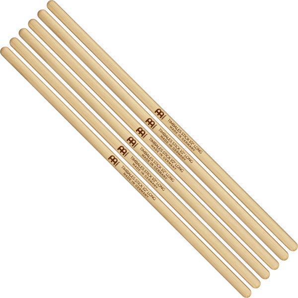 Timbalestikker Meinl Timbale Sticks SB126-3, 1/2 Long, Hickory, 3 par