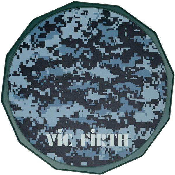 Trommepad Vic Firth VXPPDC12, Gummi 12, Camo