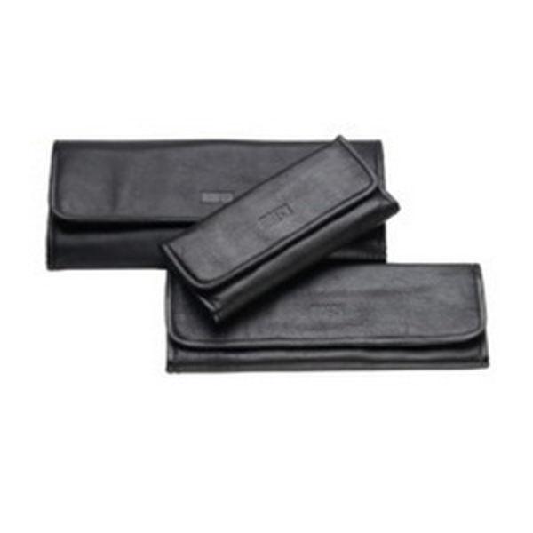 Etui Blokkfløyte Sopranino Leather Bag Moeck