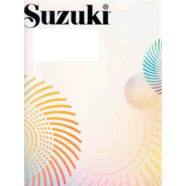 Suzuki Bass School vol 3 Pianoacc. Book