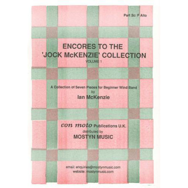 Jock McKenzie Collection 1 2c F Alto