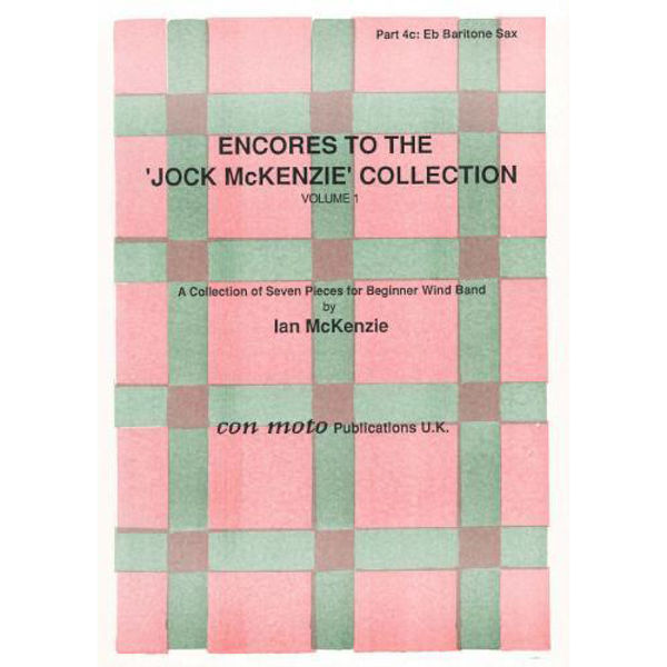 Jock McKenzie Collection 1 4c Eb Baritone Sax