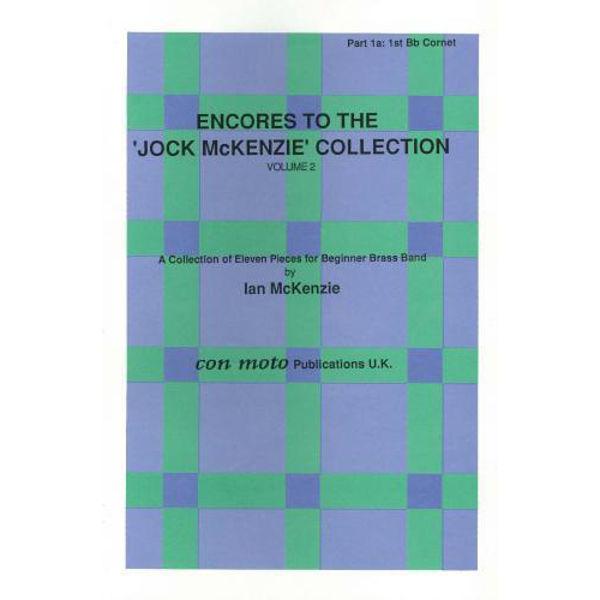 Jock McKenzie Collection 2 1a Bb Kornett