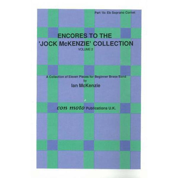 Jock McKenzie Collection 2 1b Eb Kornett