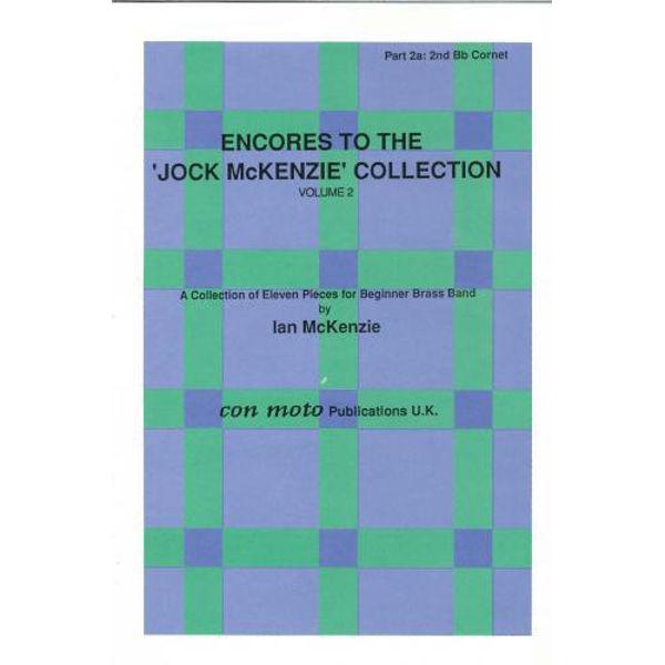 Jock McKenzie Collection 2 2a Bb Kornett