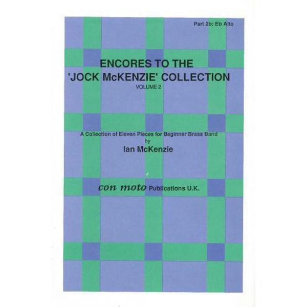 Jock McKenzie Collection 2 2b Eb Alto