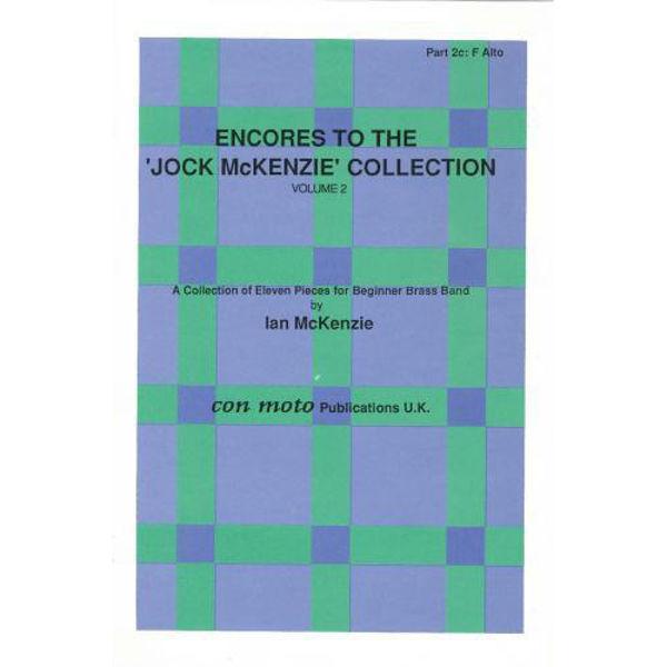 Jock McKenzie Collection 2 2c F Alto