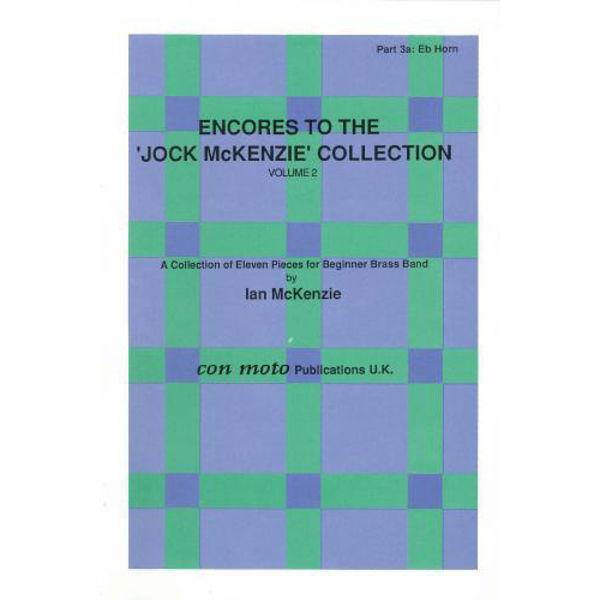 Jock McKenzie Collection 2 3a Eb Horn