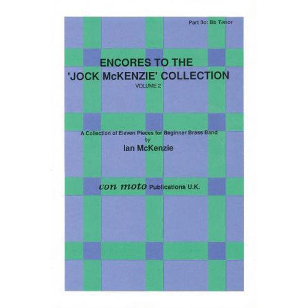 Jock McKenzie Collection 2 3c Bb Tenor TC