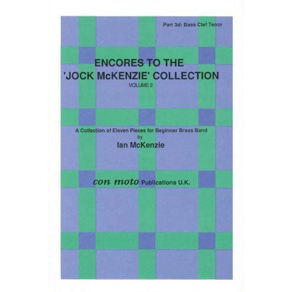 Jock McKenzie Collection 2 3d Bb Tenor BC