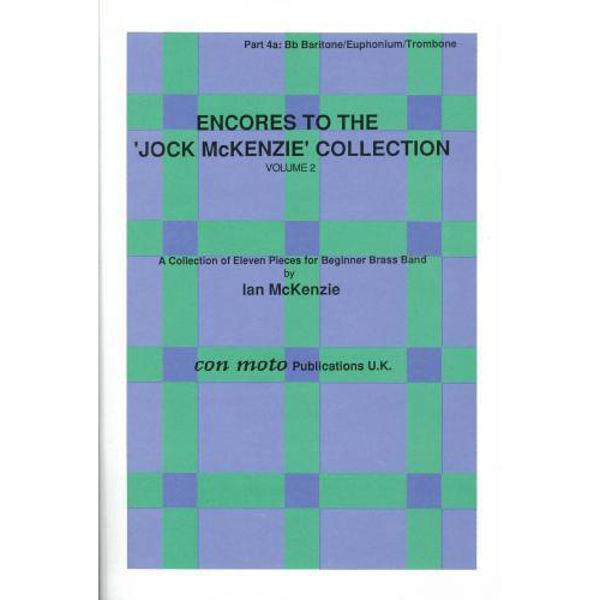 Jock McKenzie Collection 2 4a Bb Bariton/Euph/Trombone TC