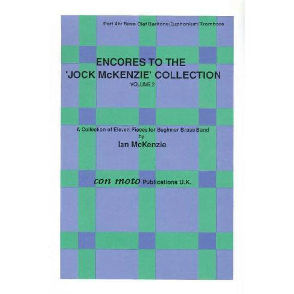 Jock McKenzie Collection 2 4b Bb Bariton/Euph/Trombone BC