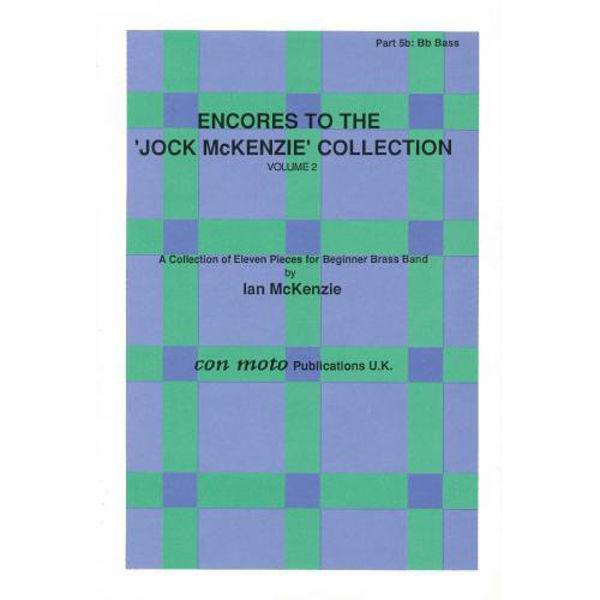 Jock McKenzie Collection 2 5b Bb Bass