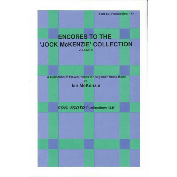 Jock McKenzie Collection 2 6a Percussion