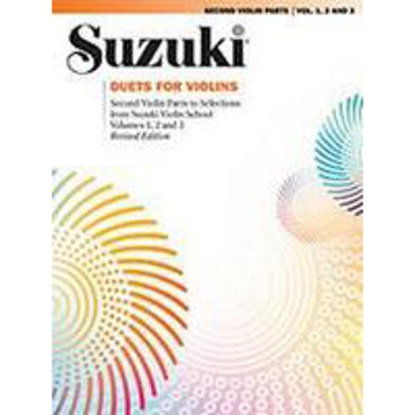 Duets for violins Suzuki