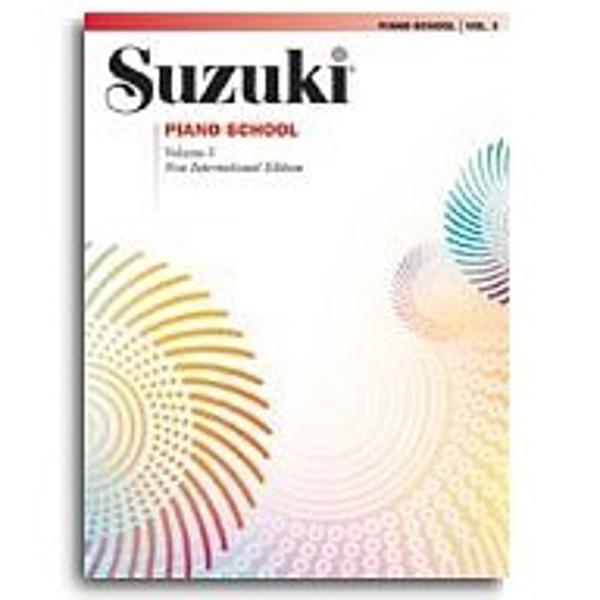 Suzuki Piano School vol 3 Book