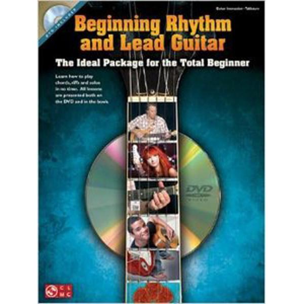 Beginning Rhythm and Lead Guitar