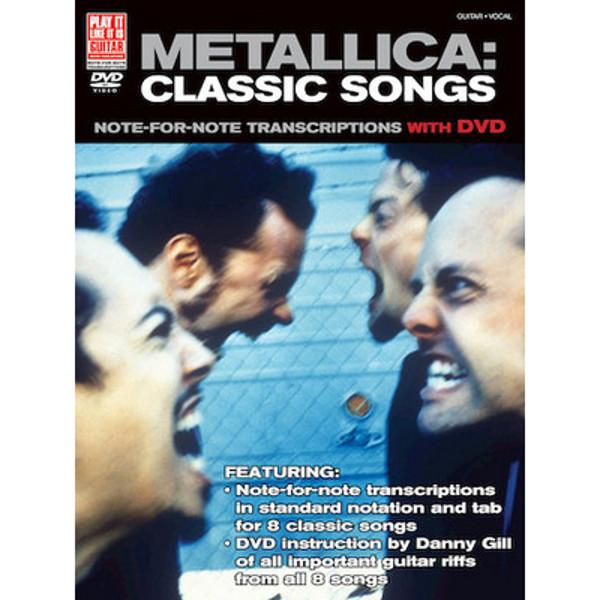Metallica: Classic Songs - Gitar/vokal