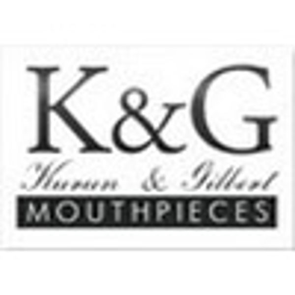 Munnstykke Trombone K&G T5C Large Silver