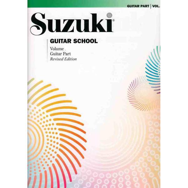 Suzuki Guitar School vol 2 Book