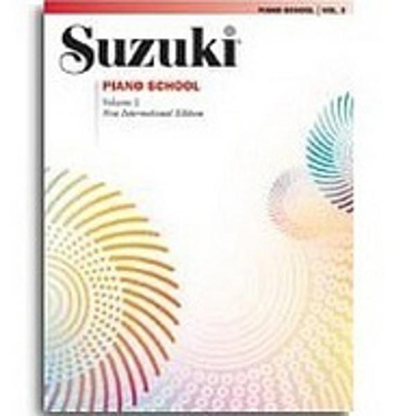 Suzuki Piano School vol 2 Book