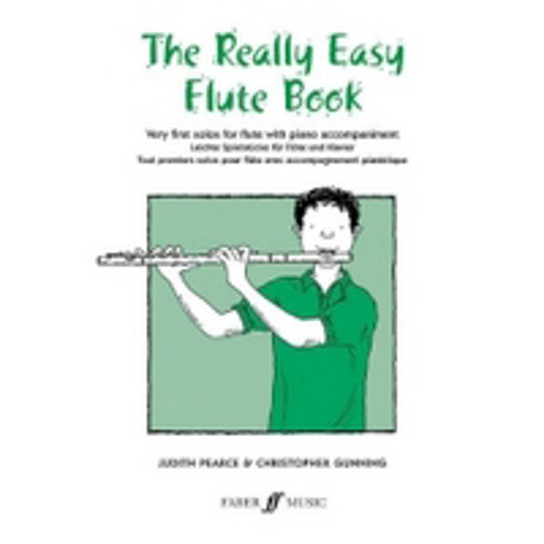 The Really Easy Flute Book