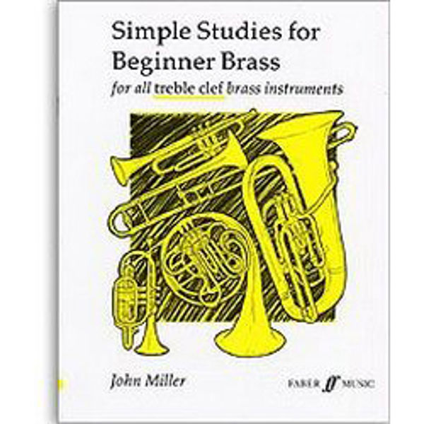 Simple Studies for Beginner Brass