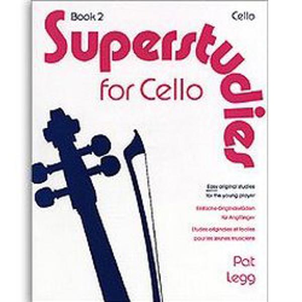 Superstudies Cello vol 2, Pat Legg