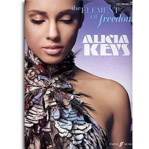 The Element Of Freedom, Alicia Keys - Piano/Vokal/Gitar