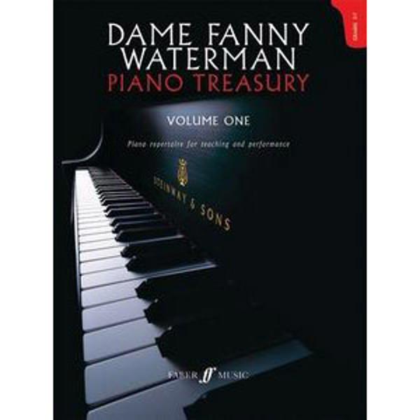 Piano Treasury, vol. 1 - Dame Fanny Waterman