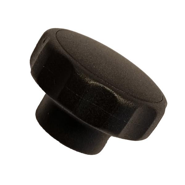 Majestic Star Knob Nut M8 HN40, Black 08,0002,04000815