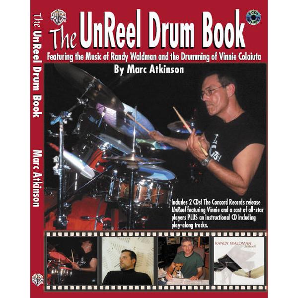 The Unreel Drum Book, M. Atkinson & Vinnie Colaiuta