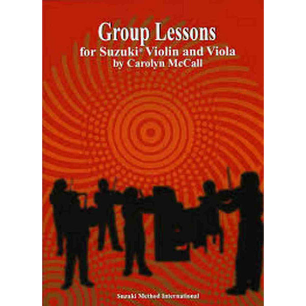 Suzuki Group lessons for Violin and Viola