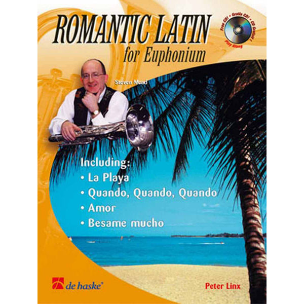 Romantic Latin for Euphonium (BC/TC) Steven Mead m/CD