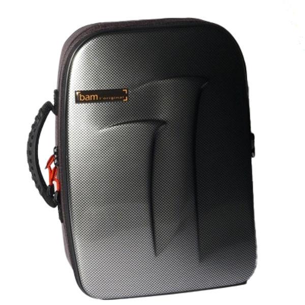 Gig Bag Klarinett BAM Bb/A dobbel firkantet New Tracking