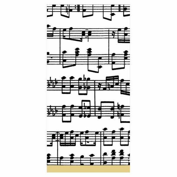 Servietter Musica Facial Tissue Hankies. Papirlommetørkle