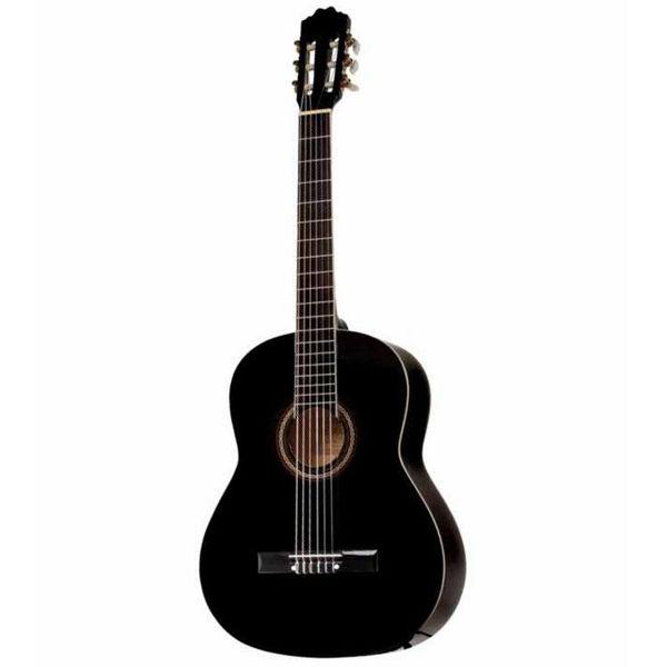 Gitar Klassisk Cataluna SGN-C61 3/4 Sort