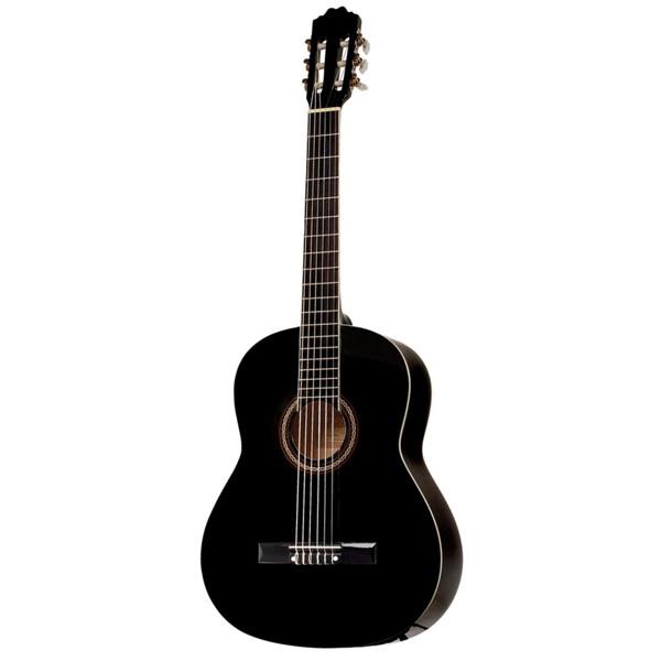 Gitar Klassisk Cataluna SGN-C81 PO Sort