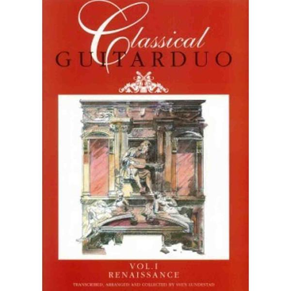 Classical guitarduo 1 Renaissance - Sven Lundestad