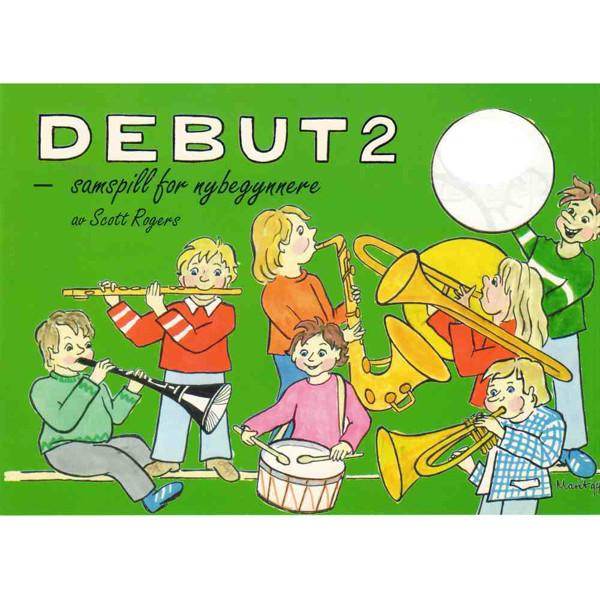 Debut 2! Baryton/Trombone TC arr Scott Rogers