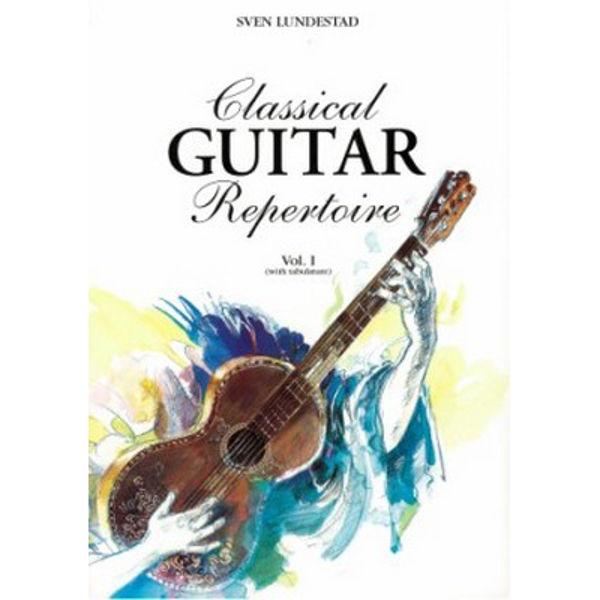 Classical guitar repertoire vol 1 -Sven Lundestad