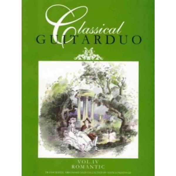 Classical guitarduo 4 Romantic - Sven Lundestad