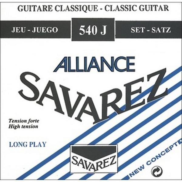 Gitarstrenger Nylon Savarez 540 J Alliance