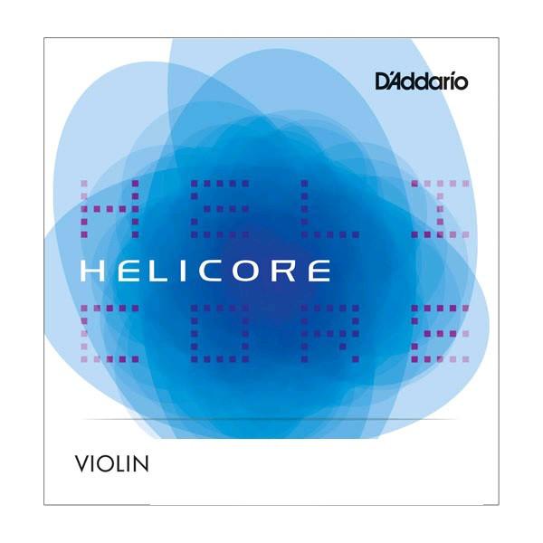 Fiolinstreng Helicore 3D Medium Stranded Steel core, Titanium