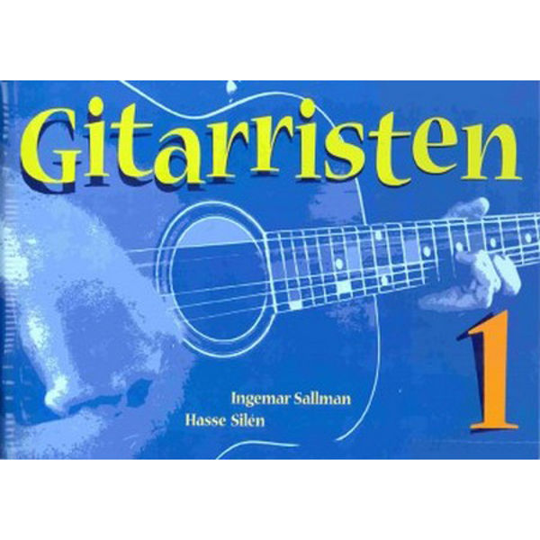 Gitarristen 1 - Sallman/Silen